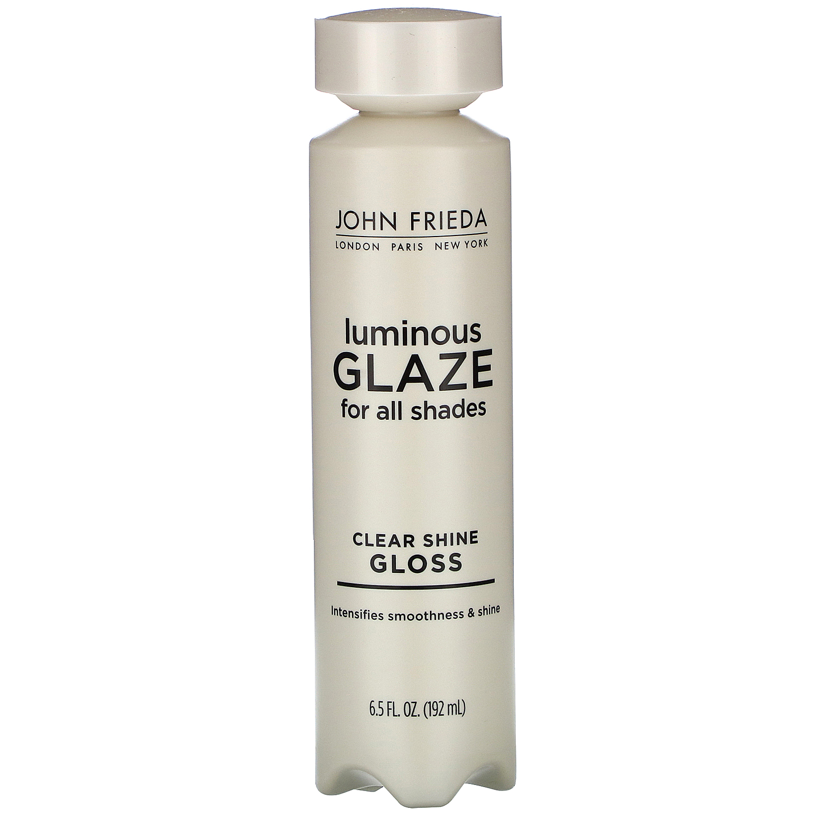 John Frieda, Luminous Glaze, Clear Shine Gloss,  6.5 fl oz (192 ml)