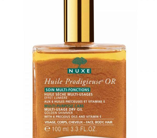 Масло Nuxe Huile Prodigieuse OR®  Золотое