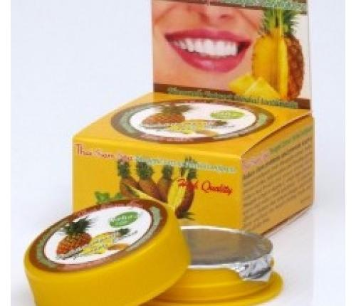 Зубная паста Thai Siam Spa Pineapple Extract Herbal Toothpaste