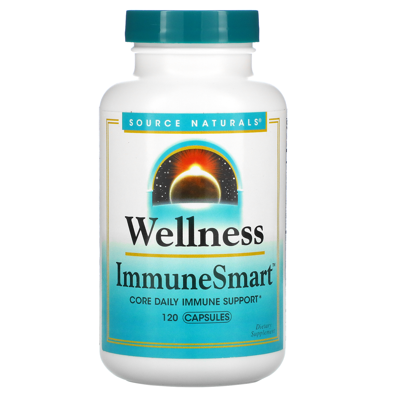 Source Naturals, Wellness ImmuneSmart, 120 Capsules