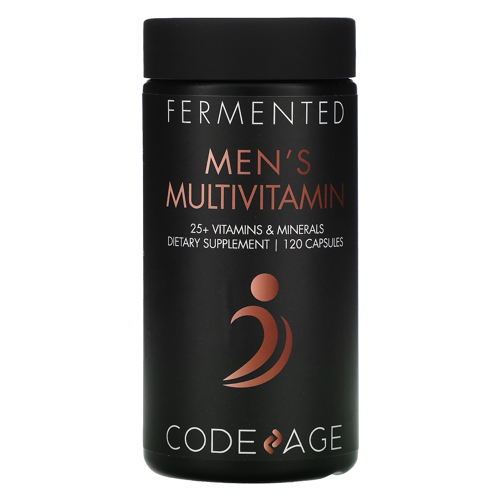 CodeAge, Fermented, Men's Multivitamin, 120 Capsules