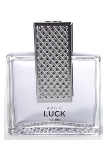 Avon luck for him цена в россии купить косметика самуи