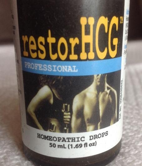 капли для похудения hcg отзывы