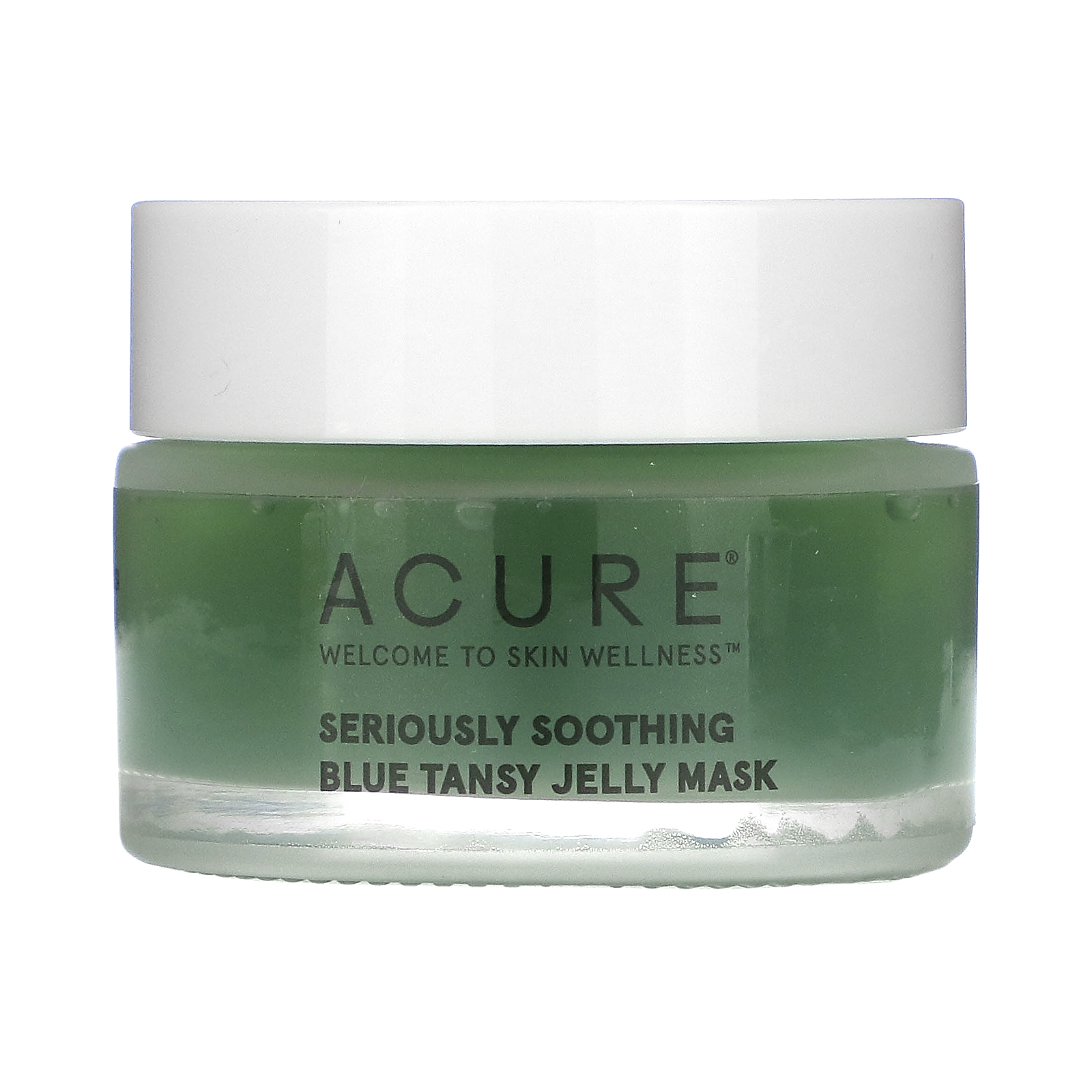 Acure, Seriously Soothing, Blue Tansy Jelly Mask, 1 fl oz (30 ml)